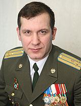 Chief editor of Military Historical Journal Colonel Igor Chachukh