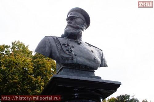 Памятник М.Д.Скобелеву