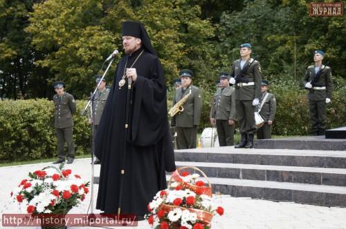 Выступает Епископ Скопинский и Шацкий Владимир