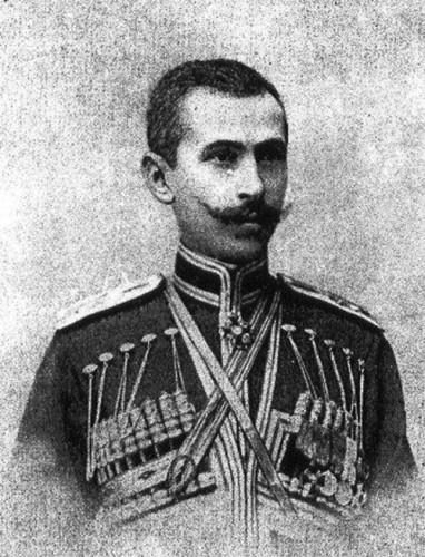Петин Степан Иванович