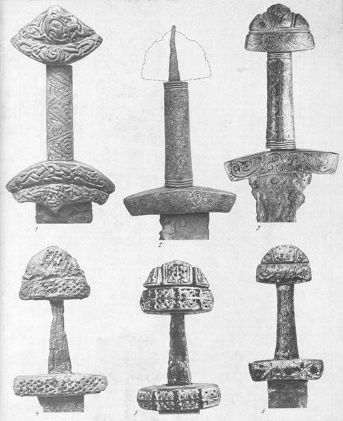 Древнерусские мечи