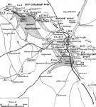 План наступательной операции советских войск под Сталинградом, получившей кодовое наименование «Уран»