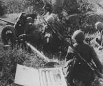Советские войска перед наступлением