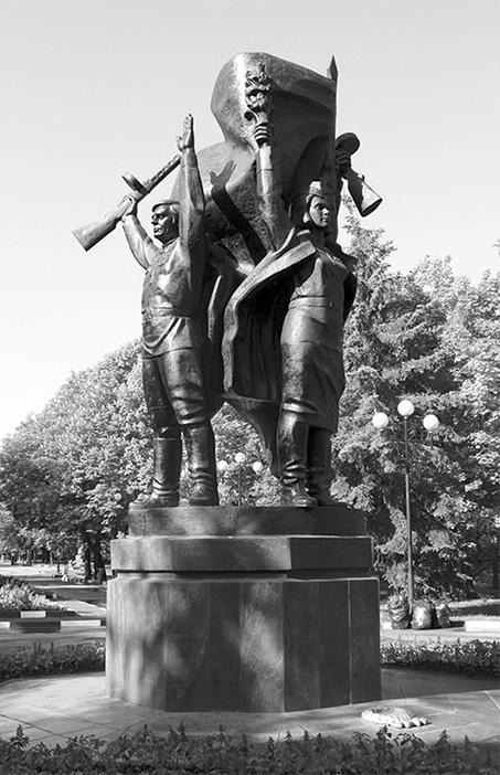 Памятник  «Победа в Великой  Отечественной войне»