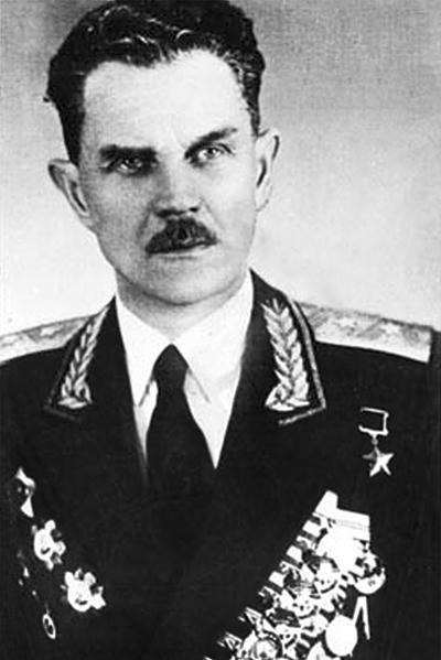 Генерал-лейтенант Н.Н. Олешев