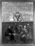 Далматинец Марко Мартинович обучает российских дворян морскому делу Картина неизвестного художника, 1711 г. Морской музей г. Котор (Черногория)