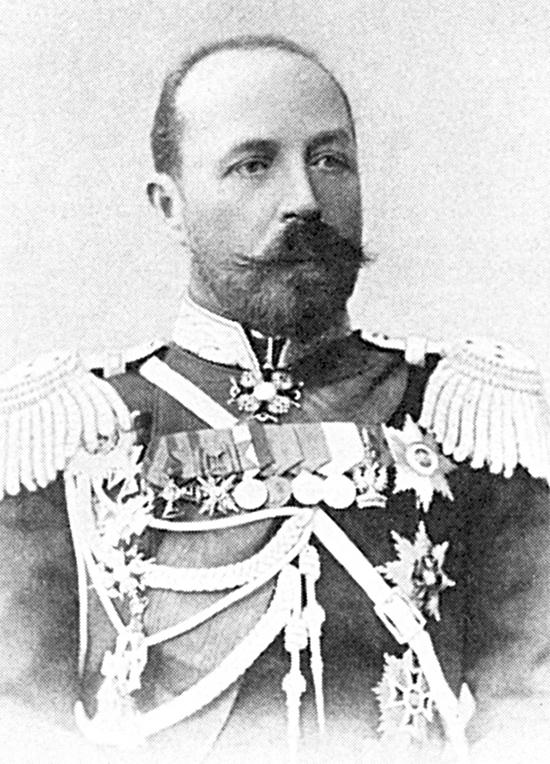 Ф.Ф. Палицын