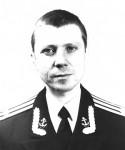 Капитан 2 ранга И.А. Анфертьев 1991 г.