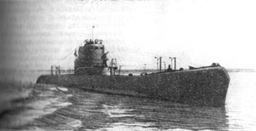Краснознамённая подводная лодка «Щ-406»