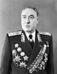 Маршал Советского Союза С.С. Бирюзов