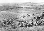 Русская пехота в Галиции Лето 1914 г.