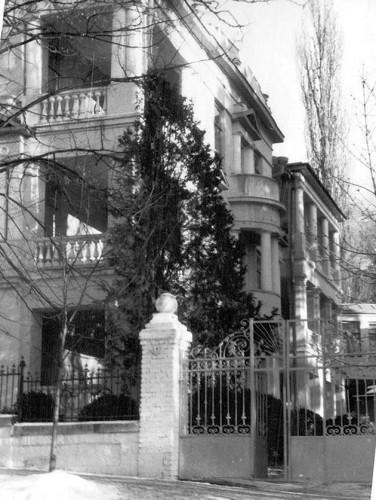 Корпус санатория имени Н.А. Семашко