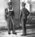 Нестроевые пехотных полков Россия, 1811—1824 гг.