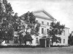 Здание Военного собрания в г. Омске (построено в 1861 г.)