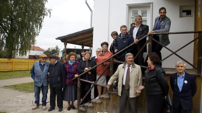 Встреча участников конференции с жителями Спасского района. 28 сентября 2017 года.