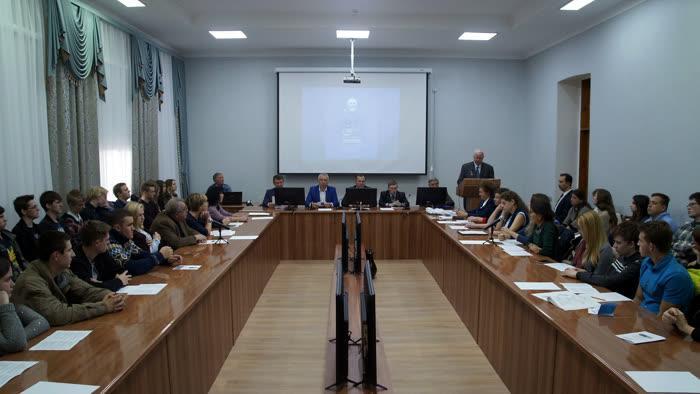 Секционные заседания. 27 сентября 2017 года. Город Рязань.