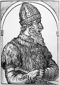 Великий князь Московский Иван III