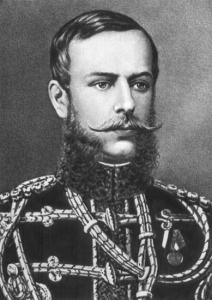 3. Штабс-ротмистр М.Д. Скобелев, 1868 г.
