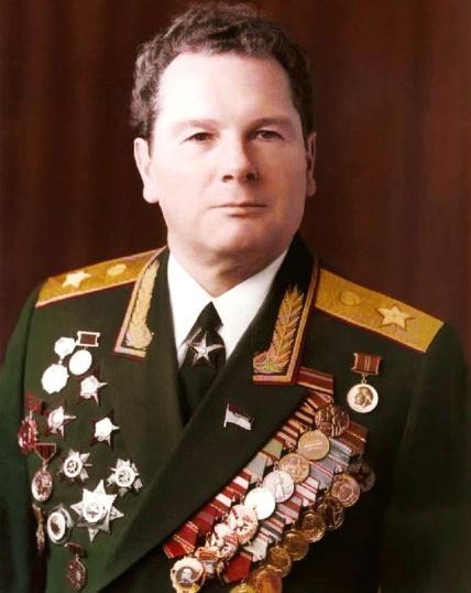 Рис. 5. Генерал армии А.И. Грибков – один из главных разработчиков операции «Анадырь»