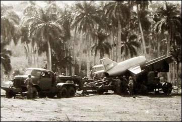 Рис. 23. Фронтовая крылатая ракета на Кубе