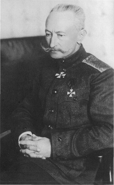 А. А. Брусилов