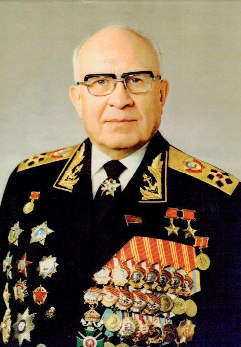 С.Г. Горшков