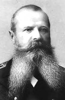 Вице-адмирал С.О. Макаров
