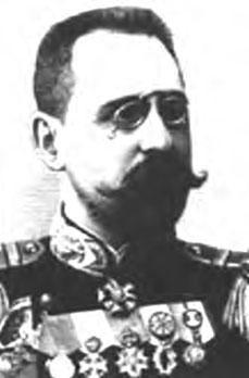 Генерал-майор по Адмиралтейству Н.Л. Кладо