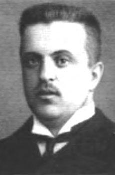 Капитан 1 ранга Б.Б. Жерве