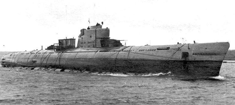 Первый подводный ракетоносец тихоокеанцев «Б-62» проекта АВ611