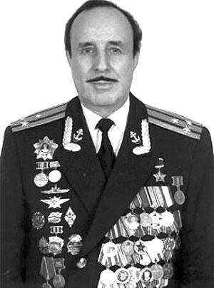 И.Д. Петров