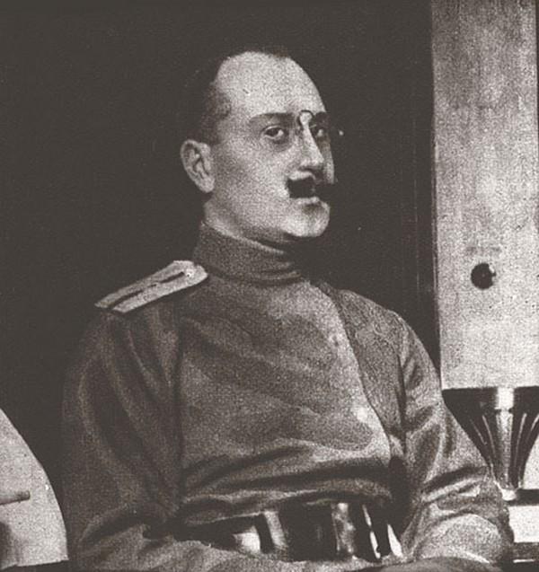 П. В. Гурдов.