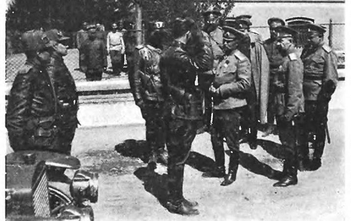 Летопись войны 1914-15-16 гг. № 82.