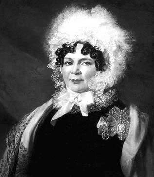 Портрет Натальи Александровны Зубовой. Художник Д. Доу, 1830-е гг.