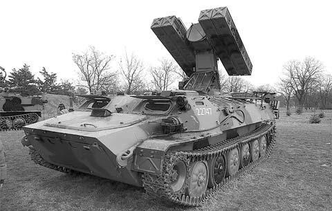 ЗРК «Стрела-10»