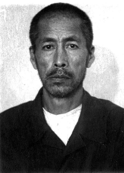 Руководитель ряда противоэпидемических отрядов в Китае в 1941— 1944 гг. генерал-майор медицинской службы С. Сато