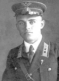 Герой Советского Союза А.А. Артамонов