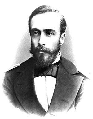 Э.Н. Щенснович. Филадельфия, 1899 г.