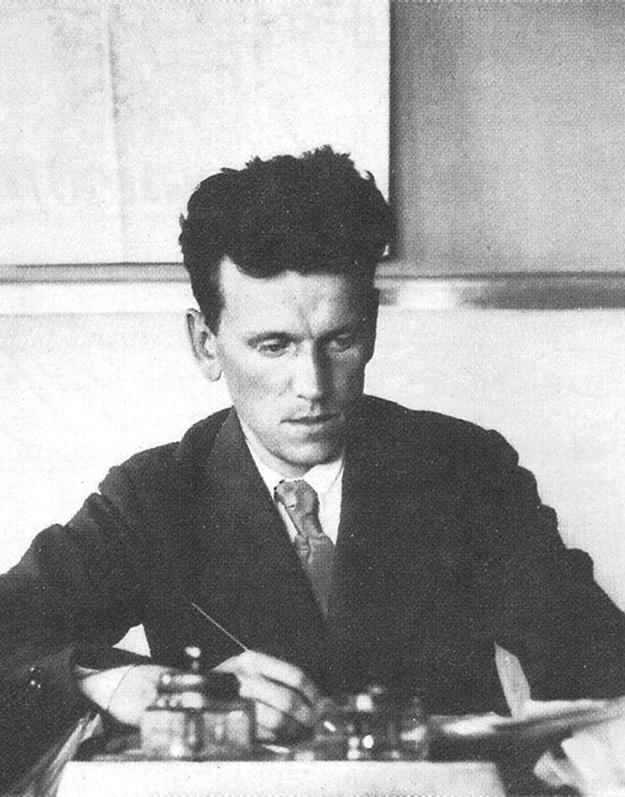 Командующий Волжско-Каспийской военной флотилией Ф.Ф. Раскольников 1920 г.