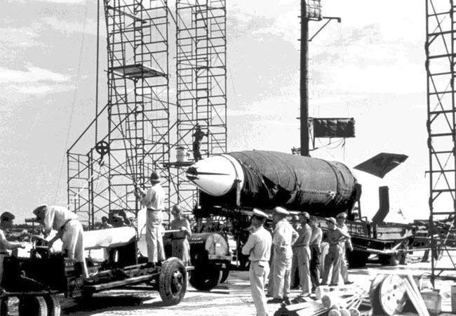Американские военные готовят к запуску германскую ракету «Фау-2»