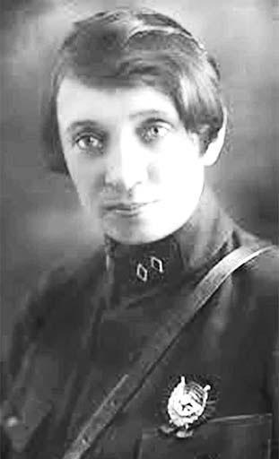 Член ЦК ИКП М.О. Булле 1920 г.
