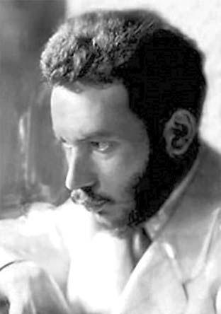 Комиссар штаба Персидской Красной армии Я.Г. Блюмкин 1920 г.
