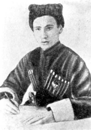 Член РВС Персидской Красной армии И.К. Кожанов 1920 г.