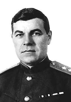 Начальник ГУПВИ НКВД СССР М.С. Кривенко