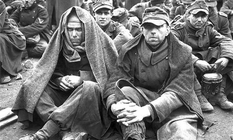 Фашистские военнопленные