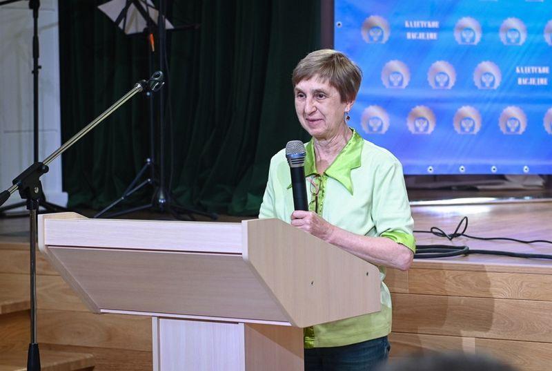 Главный редактор «Антологии кадетской поэзии» Г.Б. Раевская