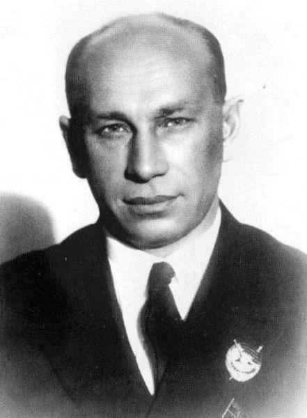 И.К. Кожанов (1897-1938 гг.), командующий Морскими силами Чёрного моря (1931-1937 гг.), командующий Черноморским флотом (с мая по август 1937 г.)