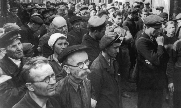 Начальный период Великой Отечественной войны